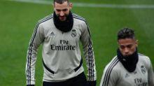 Foot - ESP - Real - Zinédine Zidane (Real Madrid): «Luka Jovic et Karim Benzema peuvent jouer ensemble»