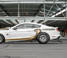 Ford unveils next generation of Mustang Cobra Jet