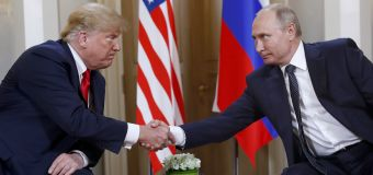 WH rejects request for info on Trump, Putin talks