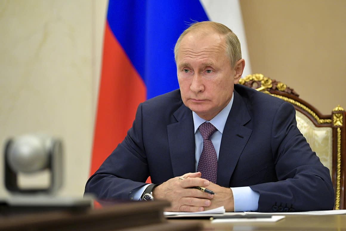 O'Brien calls Putin's new nuclear treaty offer a 'non-starter'