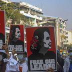 Southeast Asian nations urge halt to violence in Myanmar