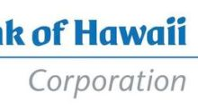 Bank of Hawaii Corporation Announces Pricing of $180 Million Depositary Shares Offering