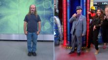 Wife Speechless After Husband, Dad of 5 Gets 'Amazing' 'GMA' Makeover