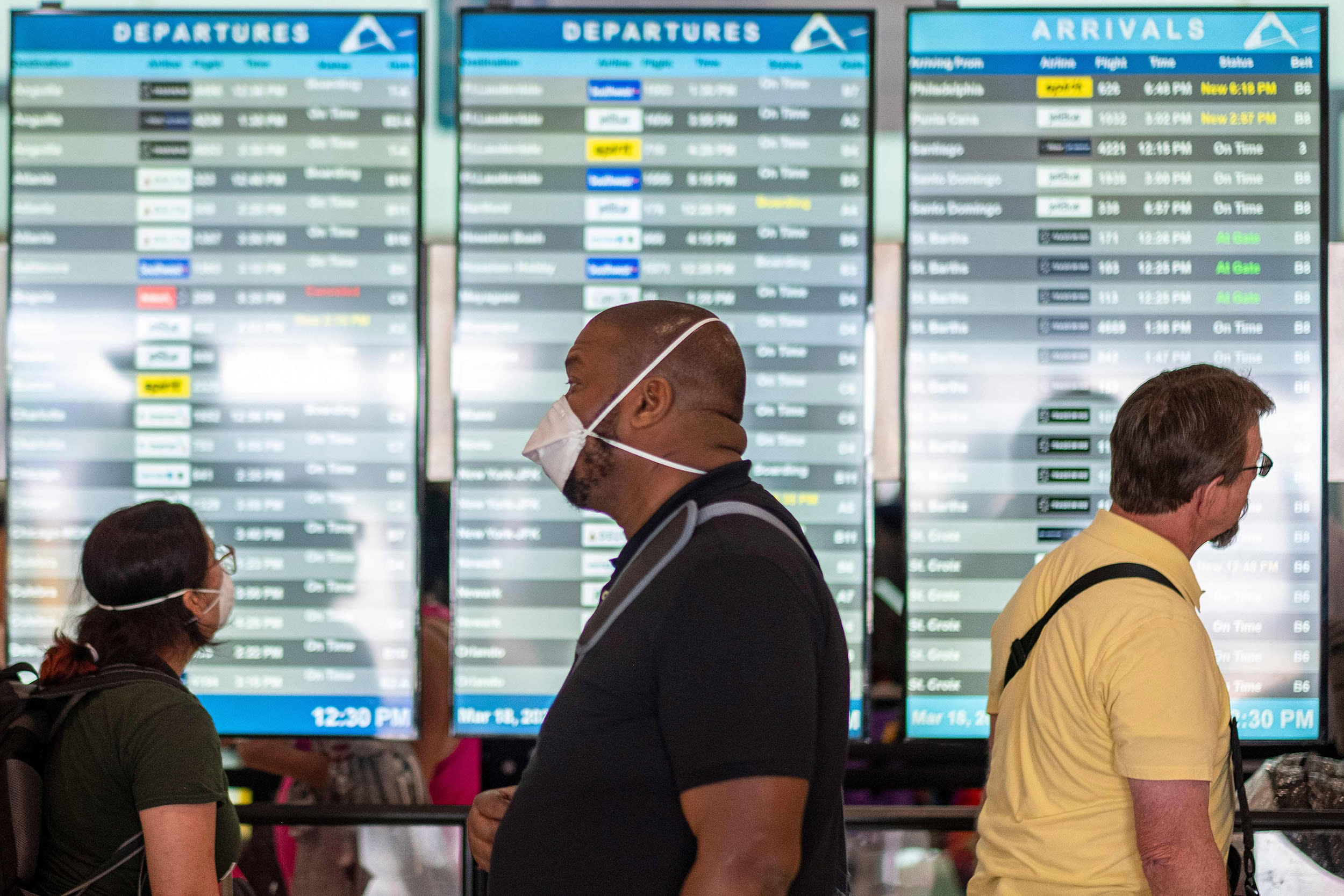 Puerto Rico wanted tourists, but as coronavirus spikes, it has changed plans