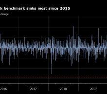 Hong Kong Stocks Crash on New Concern Over City's Future