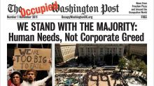 First Issue Of 'The Occupied Washington Post' Is Released