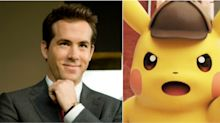Ryan Reynolds fará a voz do Detetive Pikachu em adaptação do game para o cinema