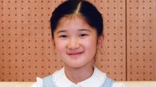 Princess Aiko of Japan eases 'exam stress' with a month-long absence from school