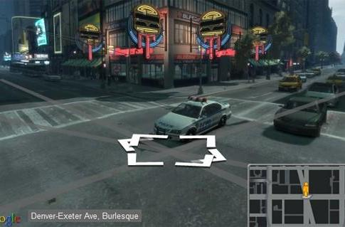 Grand Theft Auto 4's Liberty City mapped in Google Street View