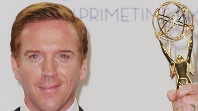 Damian Lewis talks Emmys, new 'Homeland' season