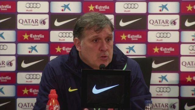 We won't give up- Martino
