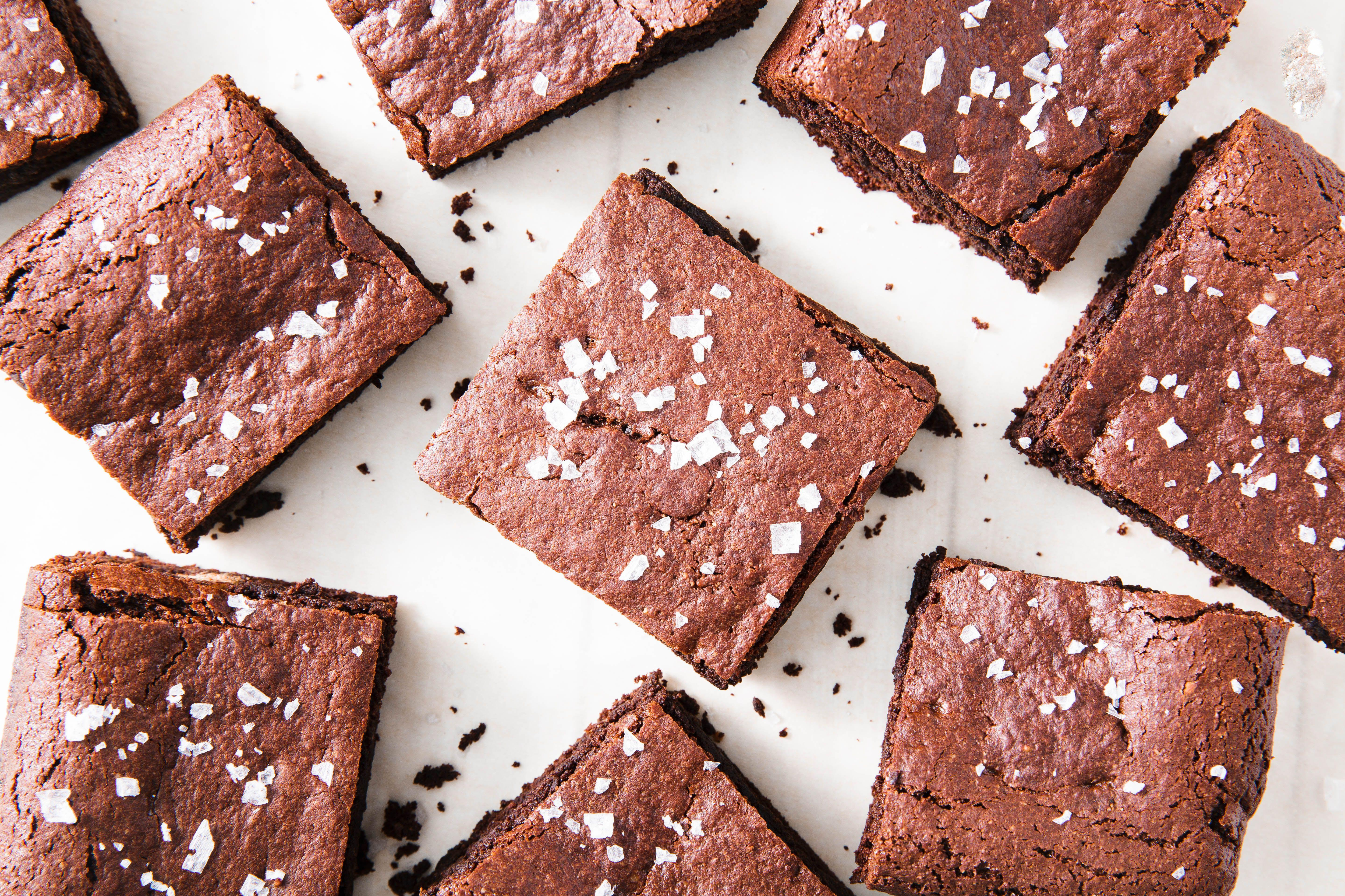 """<p>Real talk: You wouldn't even know these desserts were healthy if we didn't tell you. From brownies to cookies to cakes, these healthier desserts will get you through any sugar cravings. For more diet-approved low-calorie sweets, check out our best <a href=""""/cooking/nutrition/g3211/healthy-cookies/"""" data-ylk=""""slk:healthy cookies"""" class=""""link rapid-noclick-resp"""">healthy cookies</a>.</p>"""