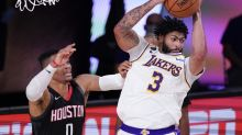 Hernández: LeBron James and Lakers, like true champions, know how to slam door shut