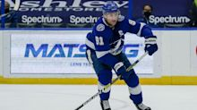 Stamkos confident he'll return to Lightning for start of playoffs