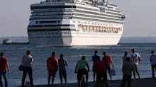 A 75-year-old cruise ship passenger jumped overboard a Carnival-owned ship between Portugal and Spain (CCL)