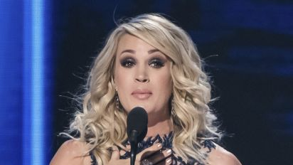 Carrie Underwood shares first photos of 'miracle' son