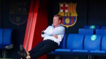 Mercato - Barcelone : Garcia, Depay… La première colère de Ronald Koeman !