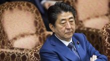 Japan's Abe Sees Approval Rating Jump as Scandal Fears Recede