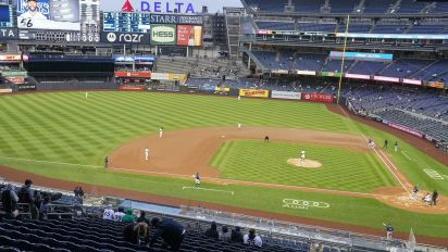 Angry Yankees fans cause game to pause