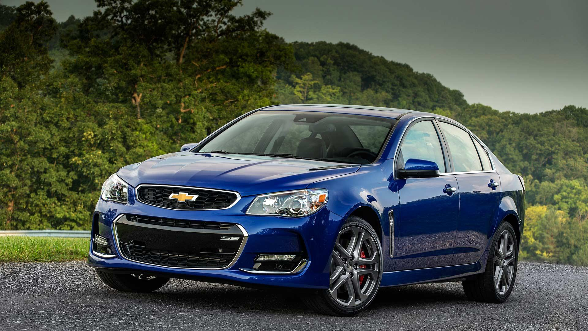 Order Your 2017 Chevy SS While You Still Can