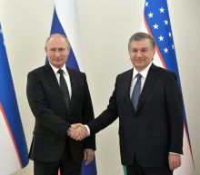 Russia, Uzbekistan hail $11 bn nuclear plant project during Putin visit