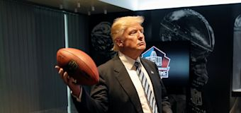 Trump has been at war with the NFL since 1986