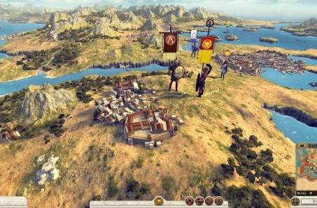 Total War: Rome 2 gets multiplayer trailer now, additional content by October