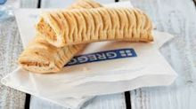 Vegan sausage rolls turbo-boost Greggs sales