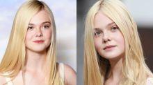 還是金髮和她最合襯!當 Elle Fanning 染上其他髮色,效果是這樣的⋯⋯