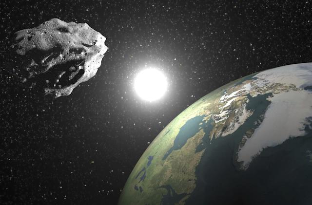 Russia has plans to nuke Earth-bound asteroids, if necessary