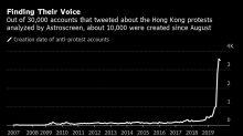 Trolls Renew Social Media Attacks on Hong Kong's Protesters