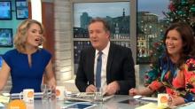 WATCH: Piers Morgan slams Scarlett Moffatt 'None of us have heard of her'