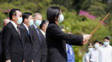 EEUU participa en aniversario de batalla en Taiwán en medio de aumento de tensión con China