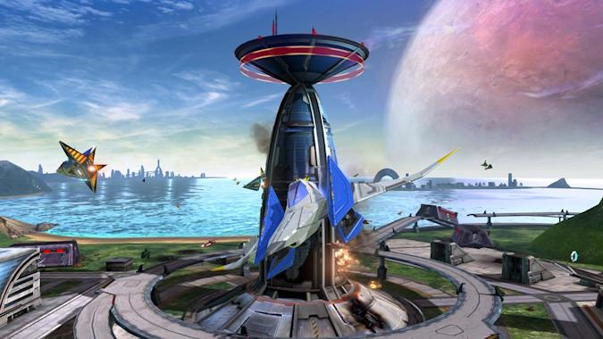 'Star Fox Zero' will drive you crazy, but in a good way