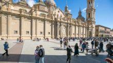 Bajan los ingresos en Aragón, que registra 187 nuevos casos, 16 menos