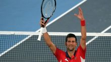 Djokovic romps into last four as Bencic reaches Olympic final
