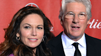 Diane Lane and Richard Gere Reunite At Palm Springs Film Festival