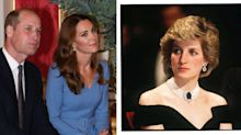 Kate Middleton Appears To Have Reworked Princess Diana's Favourite Earrings Into A New Jewellery Set