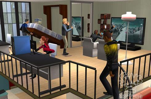 The Sims 2 Apartment games coming to PC, DS in August