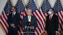 U.S. Fiscal Stimulus Chances Fade, With Republican Bill Blocked