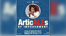 Trump trial inspires 'ArticALEs of Impeachment' beer — complete with Nancy Pelosi logo