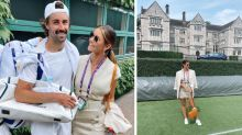 Bachelor's Brittany Hockley sparks frenzy with Wimbledon outfit