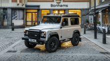 Further details revealed about Land Rover Defender trademark case