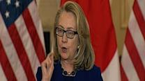 Clinton Urges Algeria to Preserve Innocent Life
