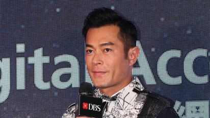 Louis Koo adds flu and back pain to list of health issues