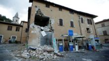Quakes cause fear, injuries, widespread damage in central Italy