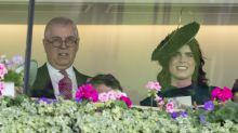 Princess Eugenie pays tribute to Prince Andrew for Father's Day