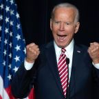 US election 2020: Democrat frontrunner Joe Biden says he has raised nearly $20m for campaign