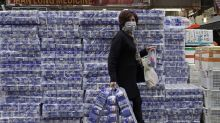 Armed thieves in Hong Kong steal 600 toilet rolls as coronavirus fears spark national shortage