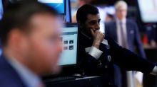 Wall Street down 1 percent on tech woes, trade war fears